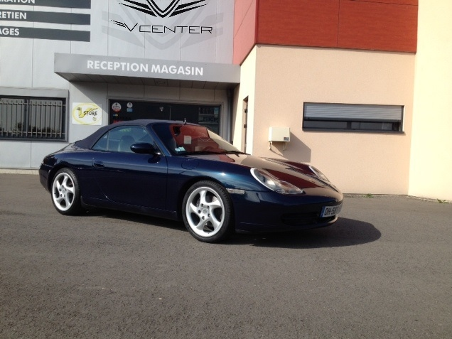porsche 996 carrera cabriolet v center garage entre metz et thionville. Black Bedroom Furniture Sets. Home Design Ideas